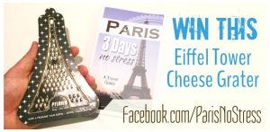 Eiffel tower, Cheese grater, giveaway, give away, contest, free, pilones