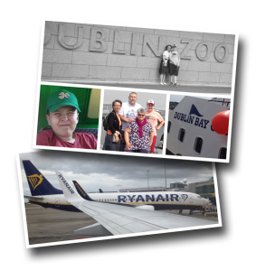 Dublin Zoo, Dublin Bay, Ryanair, Irish, Clover