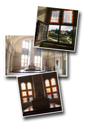 chambord, france, chapel, castle, chateau