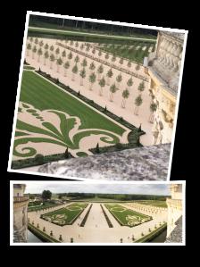 chambord, france, garden, renaissance, chateau, castle