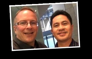 Jeff Castillo, Winnipeg, Jaime Castillo, pastor