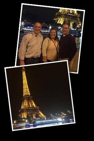 SJHS, Eiffel Tower,