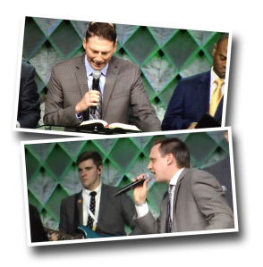 UPCIGC17, UPCIGC, Nathan Harrod, Charles Robinette, Global Missions, Missionaries