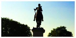 equestrian statue, Henri IV, Paris, Pont Neuf,