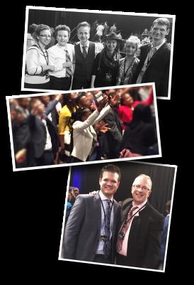Luke Levine, Evangelist, AIMKids, MKs, Prayer, Altar, Evangelist, France