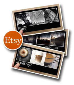 Etsy, France, TheMikeLong, Mike Long, notecards, notewriting