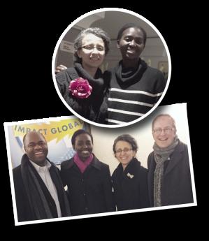Dieudonné Kahozi, UPC Saint-Laurent, Quebec, Church Planter, French Evangelism Coordinator, Congo, Congolese