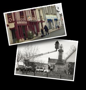 Brissac-Quincé, Brissac Loire Aubance, Maine-et-Loire, Departement 49