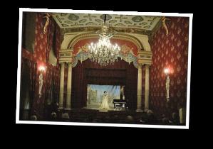 brissac, chateau de brissac, theatre