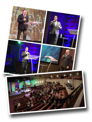Summer Summit, UPCI, United Pentecostal Church, Camp Meeting, Fredericton NB, Capital Community Church