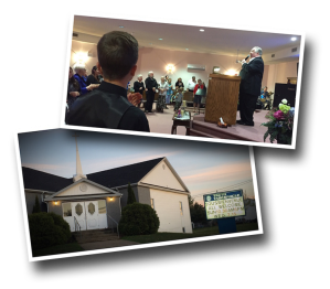 Truth Tabernacle, Moncton, New Brunswick, UPCI, United Pentecostal