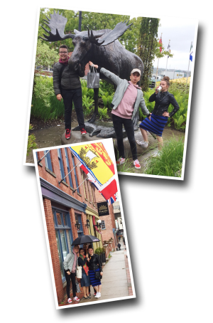 Uptown Saint John, New Brunswick, Canterbury Street