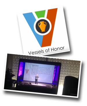 vessels of honor, raymond woodward, capital community church, fredericton, nb, holiness teaching