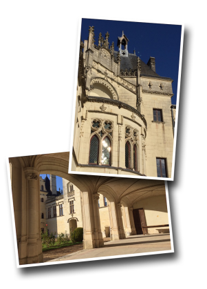 Brézé Castle