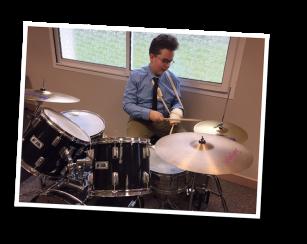 timo drumming