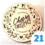Cheesy Christmas 21: Séchon deChèvre